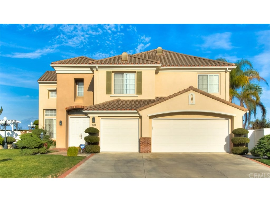 Photo for 2502 Windsor Place, Rowland Heights, CA 91748 (MLS # TR17279717)
