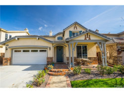Photo of 24856 Cassia Court, Corona, CA 92883 (MLS # TR18012177)