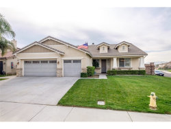 Photo of 13311 Heather Lee Street, Eastvale, CA 92880 (MLS # TR18012939)