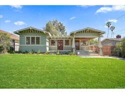 Tiny photo for 1244 N Catalina Avenue, Pasadena, CA 91104 (MLS # TR19057007)