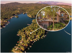 Photo of 28075 Peninsula Drive, Lake Arrowhead, CA 92352 (MLS # TR19232316)