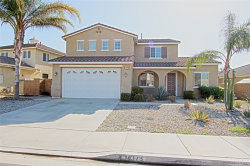Photo of 14373 Wolfhound Street, Eastvale, CA 92880 (MLS # TR19254198)