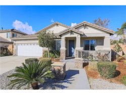 Photo of 6930 Presidio Court, Fontana, CA 92336 (MLS # WS18065865)