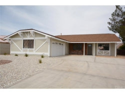 Photo of 12986 Briarcliff Drive, Victorville, CA 92395 (MLS # WS18090618)