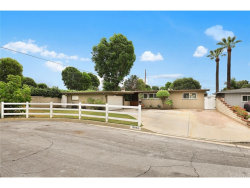 Photo of 19054 E Hollyvale Street, Glendora, CA 91740 (MLS # WS18112886)