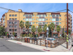 Photo of 629 Traction Avenue , Unit 104, Los Angeles, CA 90013 (MLS # WS18158945)