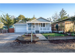 Photo of 2830 Ernest Place, Cambria, CA 93428 (MLS # WS18269359)