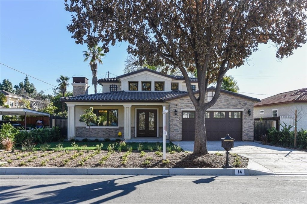 Photo for 14 W Le Roy Avenue, Arcadia, CA 91007 (MLS # WS20033737)