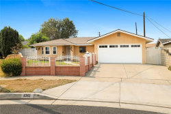 Photo of 1361 Electra Avenue, Rowland Heights, CA 91748 (MLS # WS20193943)