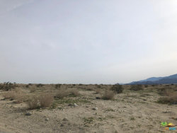 Photo of 0 1/4 Of Sec 8 T4s R6e, Thousand Palms, CA 92276 (MLS # 20577280)