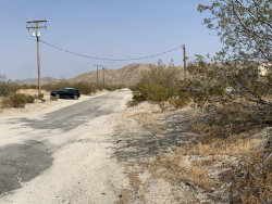 Photo of 0 Twentynine Palms Highway, Morongo Valley, CA 92256 (MLS # 219049689PS)