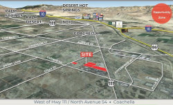 Photo of 4 .85 Ac Tyler Lane, Coachella, CA 92236 (MLS # 219051268DA)