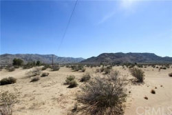 Photo of 0 Twentynine Palms, Morongo Valley, CA 92256 (MLS # CV20165671)