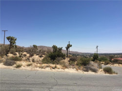 Photo of 0 Shafter Avenue, Yucca Valley, CA 92284 (MLS # IV17269443)