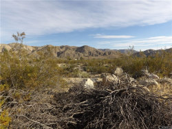 Photo of 26 29 Palms Hwy Ramona Trail, Morongo Valley, CA (MLS # JT17255061)