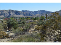 Photo of 0 Juniper, Morongo Valley, CA (MLS # JT18272760)