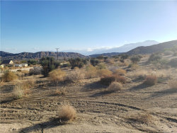 Photo of 0 Pinon, Morongo Valley, CA 92256 (MLS # JT18285203)
