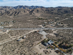 Photo of 0 Lanning Lane, Morongo Valley, CA 92256 (MLS # JT18285917)