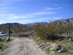 Photo of 9525 Bardell Road, Morongo Valley, CA 92256 (MLS # JT19018426)