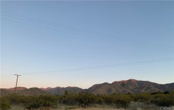 Photo of 9825 Fobes Road, Morongo Valley, CA 92256 (MLS # JT20096280)