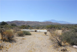 Photo of 234 Northridge Road, Morongo Valley, CA 92256 (MLS # JT20210286)