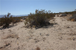 Photo of 0 Gorgonio Drive, 29 Palms, CA 92277 (MLS # JT20220685)