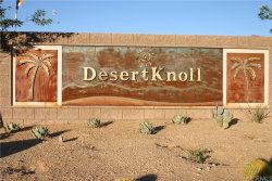 Photo of 0 Desert Knoll, 29 Palms, CA 92277 (MLS # JT20223561)