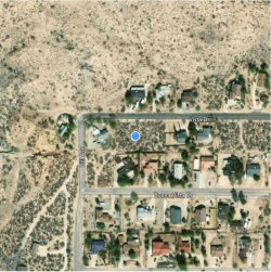 Photo of 0 Vista Drive, Morongo Valley, CA 92256 (MLS # MB18280946)