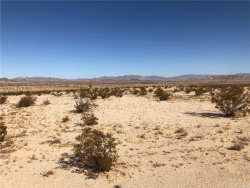 Photo of 0 Elkhorn Drive, 29 Palms, CA 92277 (MLS # OC20227426)