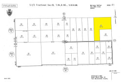 Photo of 0 Pinto Mountain Road, 29 Palms, CA (MLS # SW20011384)