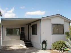 Photo of 17640 CORKILL Road , Unit 25, Desert Hot Springs, CA 92241 (MLS # 18313732PS)