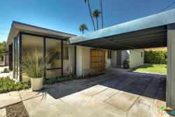 Photo of 695 S WARM SANDS Drive, Palm Springs, CA 92264 (MLS # 17271400PS)