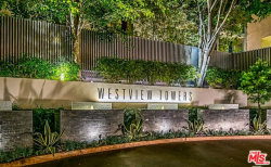 Photo of 1155 N LA CIENEGA BLVD , Unit 403, West Hollywood, CA 90069 (MLS # 17282230)