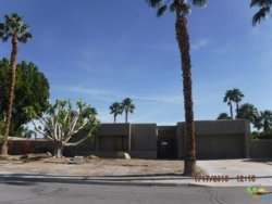 Photo of 1840 N HERMOSA Drive, Palm Springs, CA 92262 (MLS # 18304462PS)
