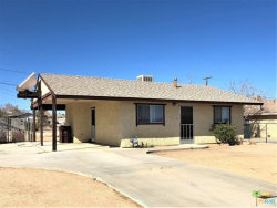 Photo of 5424 MORONGO Road, 29 Palms, CA 92277 (MLS # 18312908PS)