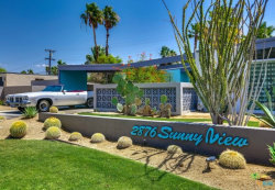 Photo of 2876 N SUNNYVIEW Drive, Palm Springs, CA 92262 (MLS # 18313042PS)
