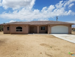 Photo of 8574 San Vicente Drive, Yucca Valley, CA 92284 (MLS # 18367562PS)