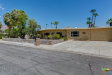 Photo of 2286 E Mcmanus Drive, Palm Springs, CA 92262 (MLS # 18368536PS)