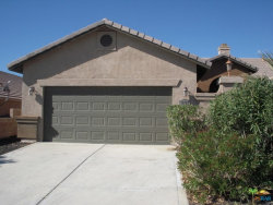 Photo of 13135 Maui Way, Desert Hot Springs, CA 92240 (MLS # 19432980PS)