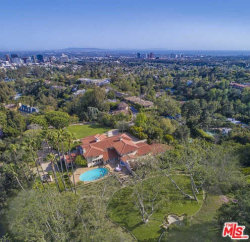 Photo of 655 Funchal Road, Los Angeles, CA 90077 (MLS # 19442782)