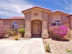 Photo of 8891 Mountain Pass Drive, Desert Hot Springs, CA 92240 (MLS # 19468194PS)