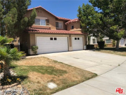 Photo of 42257 Sand Palm Way, Lancaster, CA 93536 (MLS # 19488784)