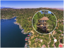 Photo of 28006 N Shore Road, Lake Arrowhead, CA 92352 (MLS # 19497582)