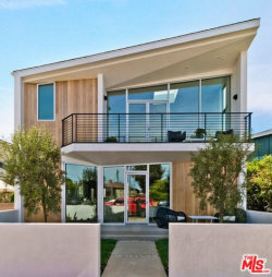 Photo of 758 Sunset Avenue, Venice, CA 90291 (MLS # 20553992)