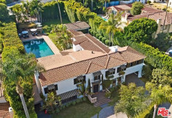 Photo of 1113 Tower Road, Beverly Hills, CA 90210 (MLS # 20554452)