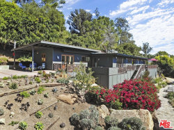 Photo of 19667 Valley View Drive, Topanga, CA 90290 (MLS # 20612404)