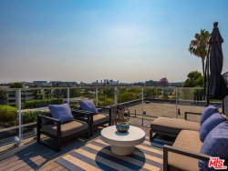 Photo of 825 N Kings Road, Unit PH1, West Hollywood, CA 90069 (MLS # 20621998)