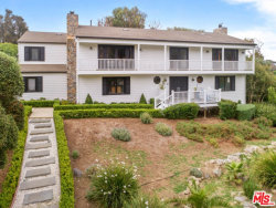 Photo of 30362 Morning View Drive, Malibu, CA 90265 (MLS # 20672468)
