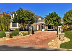 Photo of 3957 Cresthaven Drive, Westlake Village, CA 91362 (MLS # 218002763)