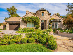 Photo of 1561 Sycamore Canyon Drive, Westlake Village, CA 91361 (MLS # 218014399)